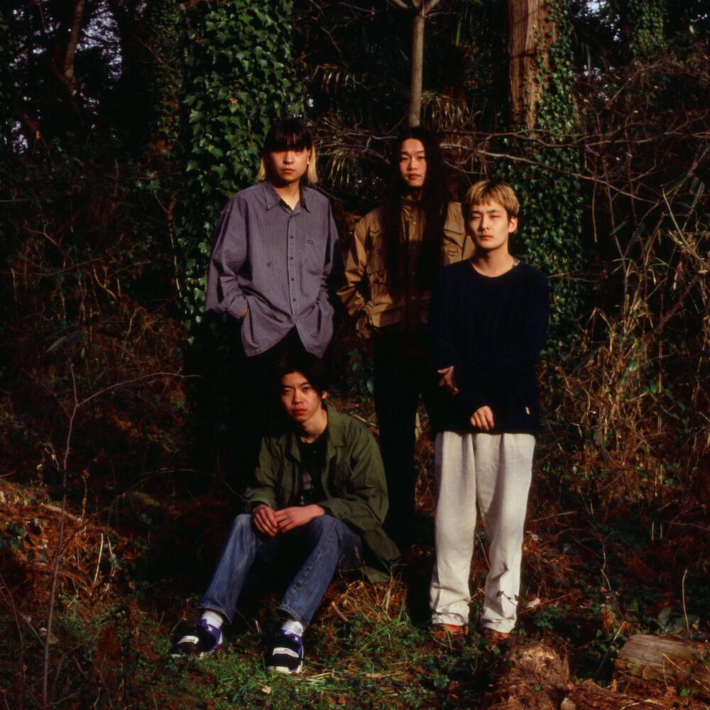 都内で活動するインディーロックバンド、Sugar Houseが初のスタジオ音源をデジタルリリース&リリパ開催。