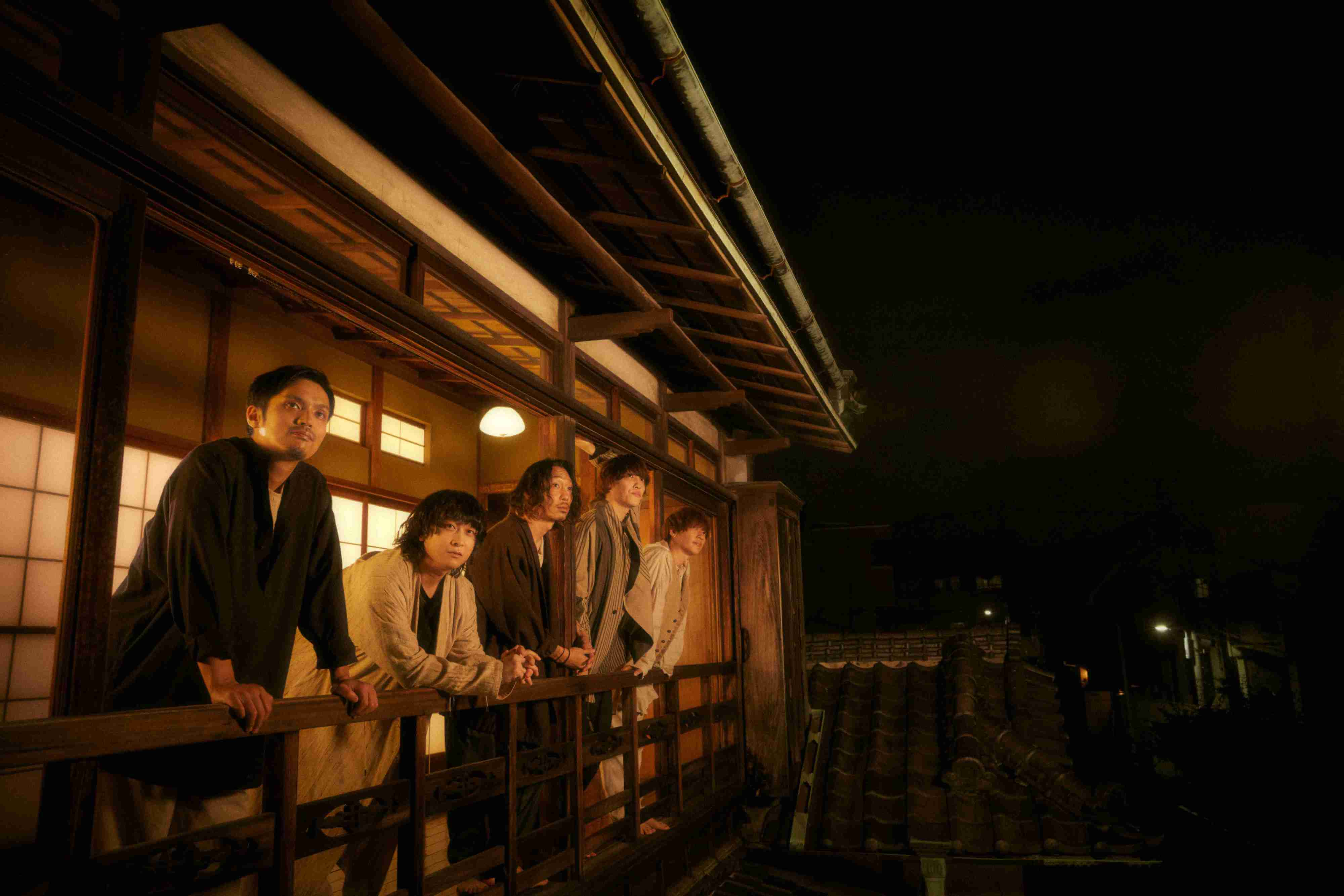 結成15周年のGOTRが4年ぶりのアルバムリリース&全国ツアー発表。