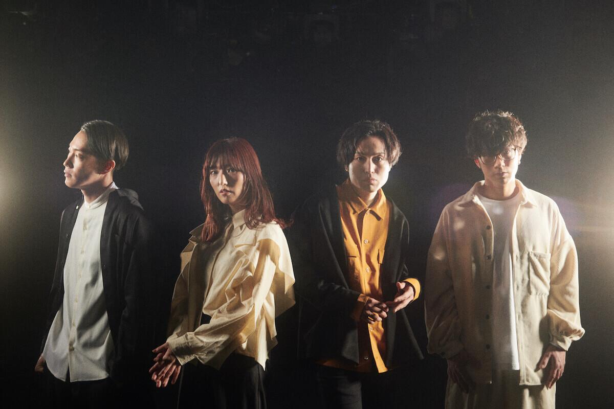 3年ぶりのフルアルバム「MOON」リリース!<br>リリースツアーも開催決定!
