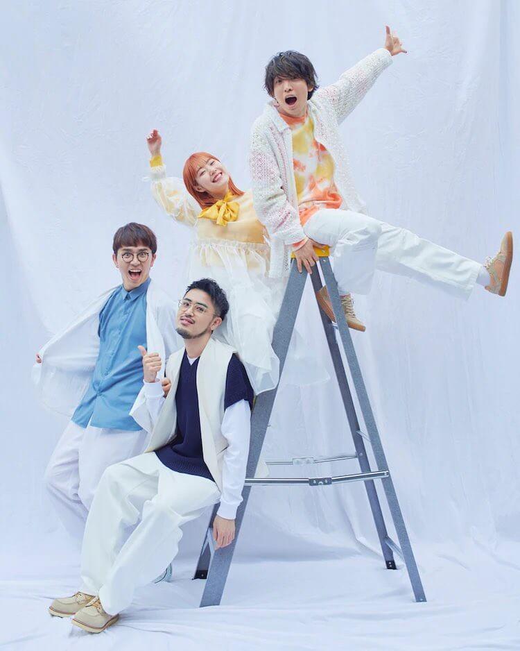 2nd アルバム『SOLAR』リリース。<br>本日20時より発売記念の生配信決定!