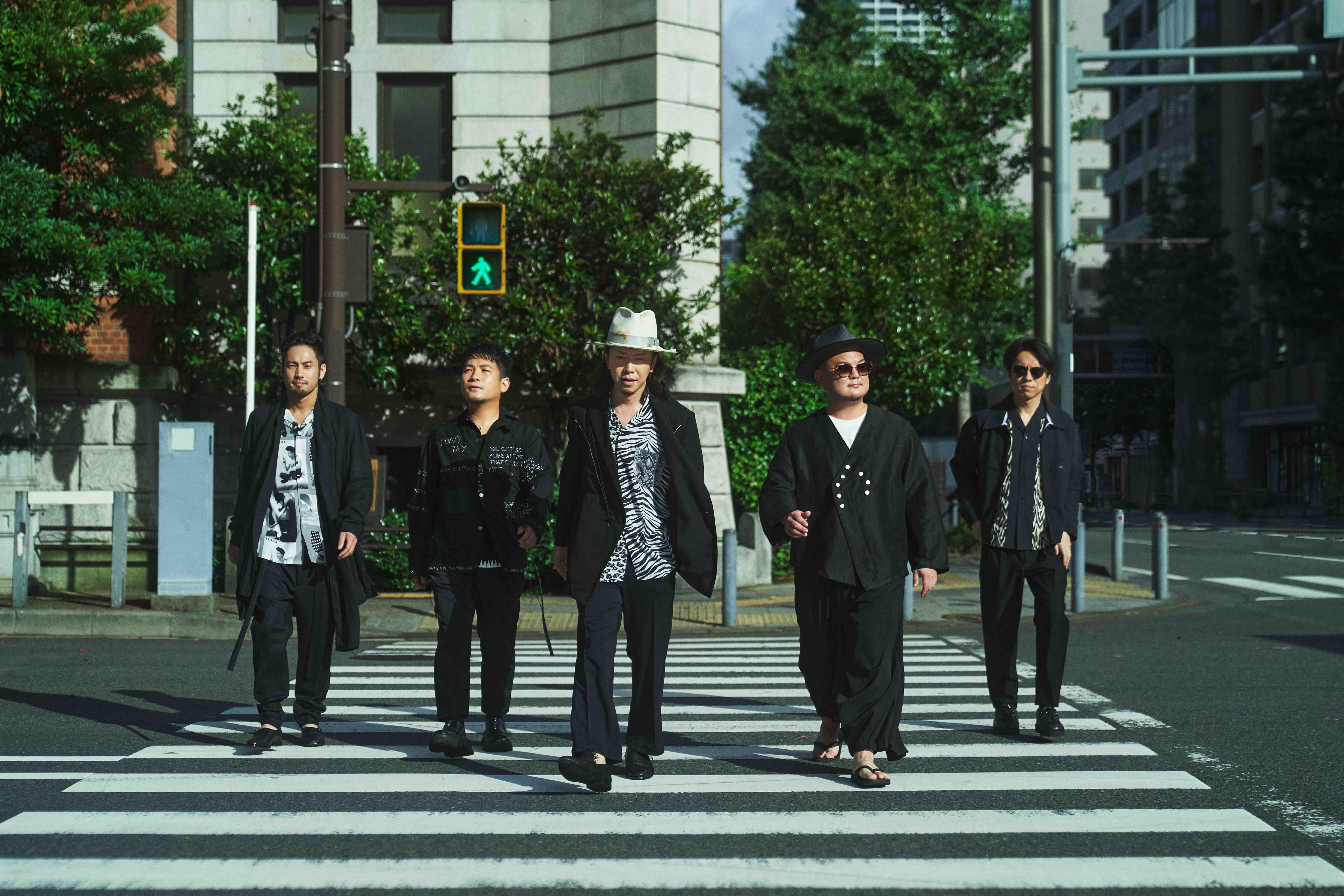 TRI4TH<BR>最新アルバム「GIFT」9/15にリリース!