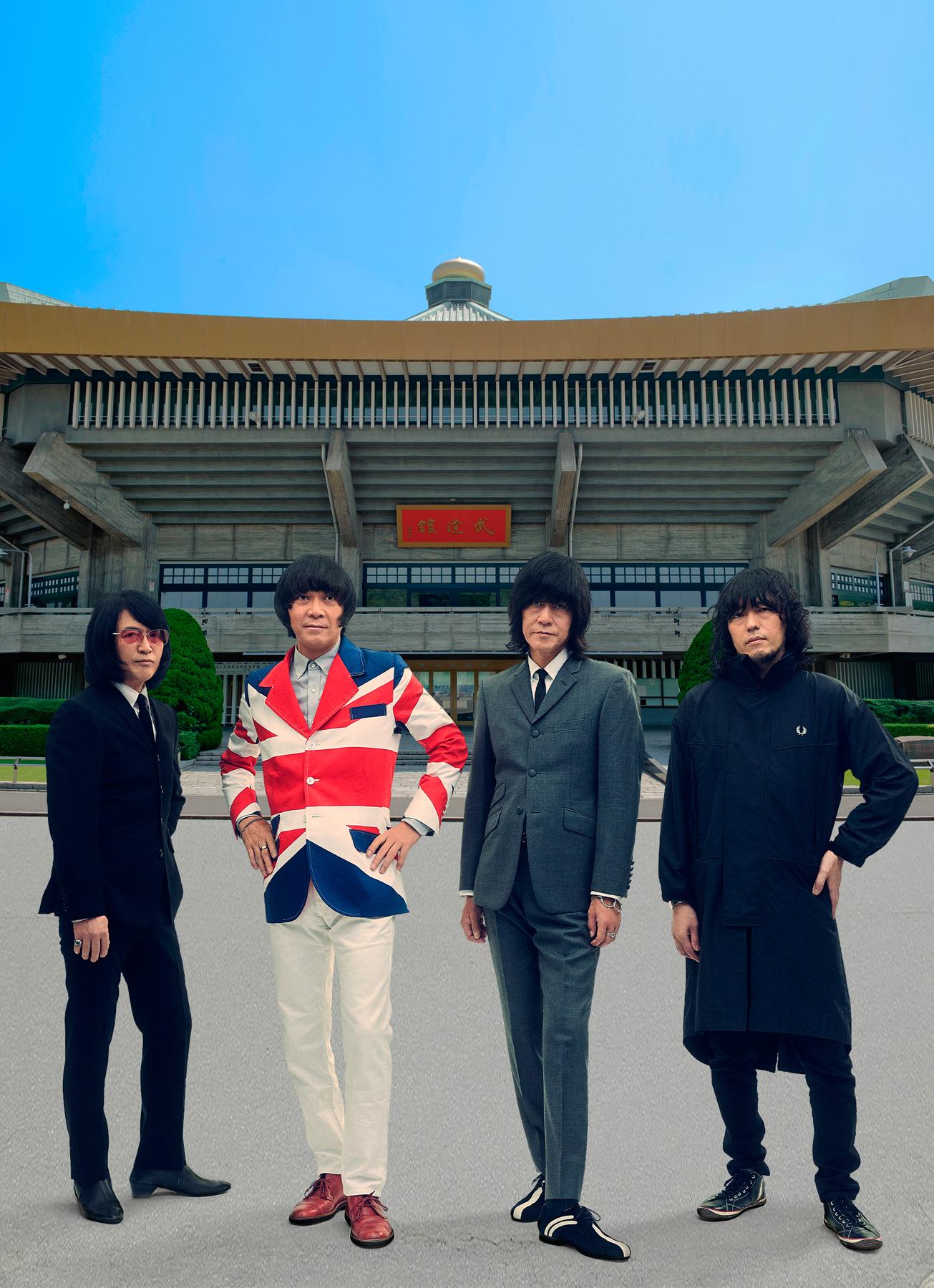 35周年記念日本武道館公演の開催が決定。<BR>DVD BOXの発売も決定。