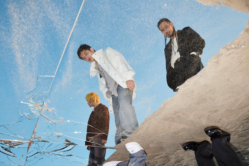 バンドである意味を見つめ直したニュー・アルバム完成!ワンマンツアー開催。