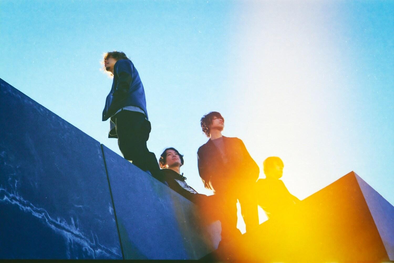 約4年ぶりのフルアルバム完成&全国ツアー発表。
